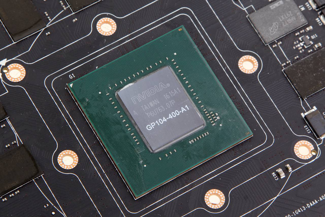 NVIDIA GP104 400 A1 GPU 1