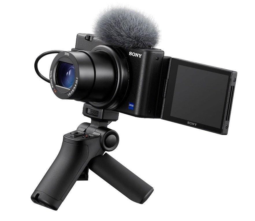 Pic Sony ZV1Grip 02
