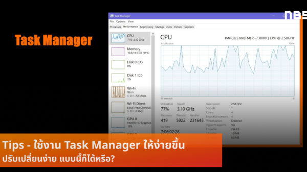 Tips Task Manager cov