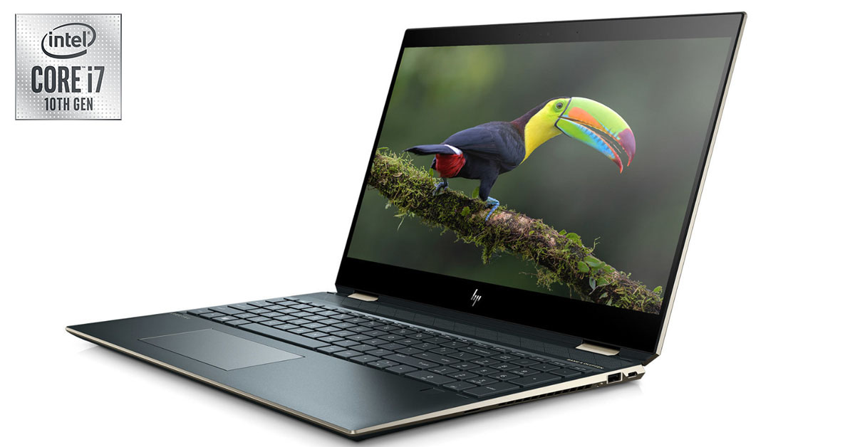 hp spectre x360 intel