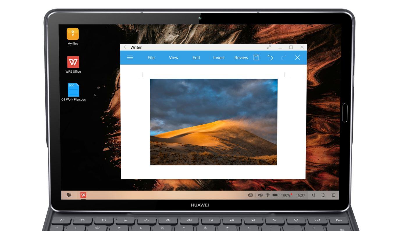 2 HUAWEI MediaPad M6