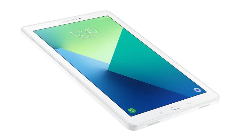 4 Samsung Galaxy A 10.1
