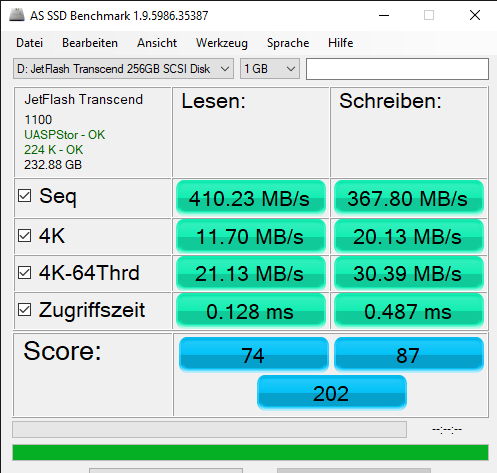 AS SSD Benchmark 1.9.5986.35387 6 26 2020 12 55 30 PM