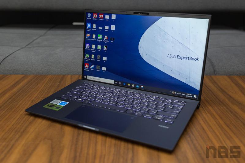 ASUS ExpertBook B9450 Review 4