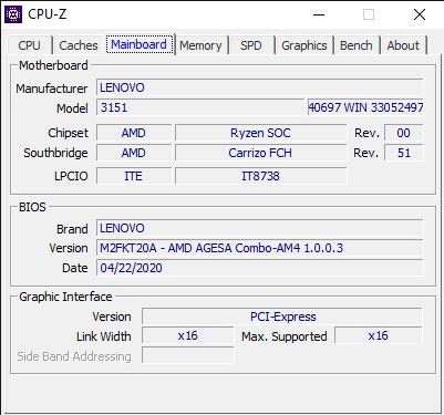 CPU Z 6 10 2020 2 21 01 PM