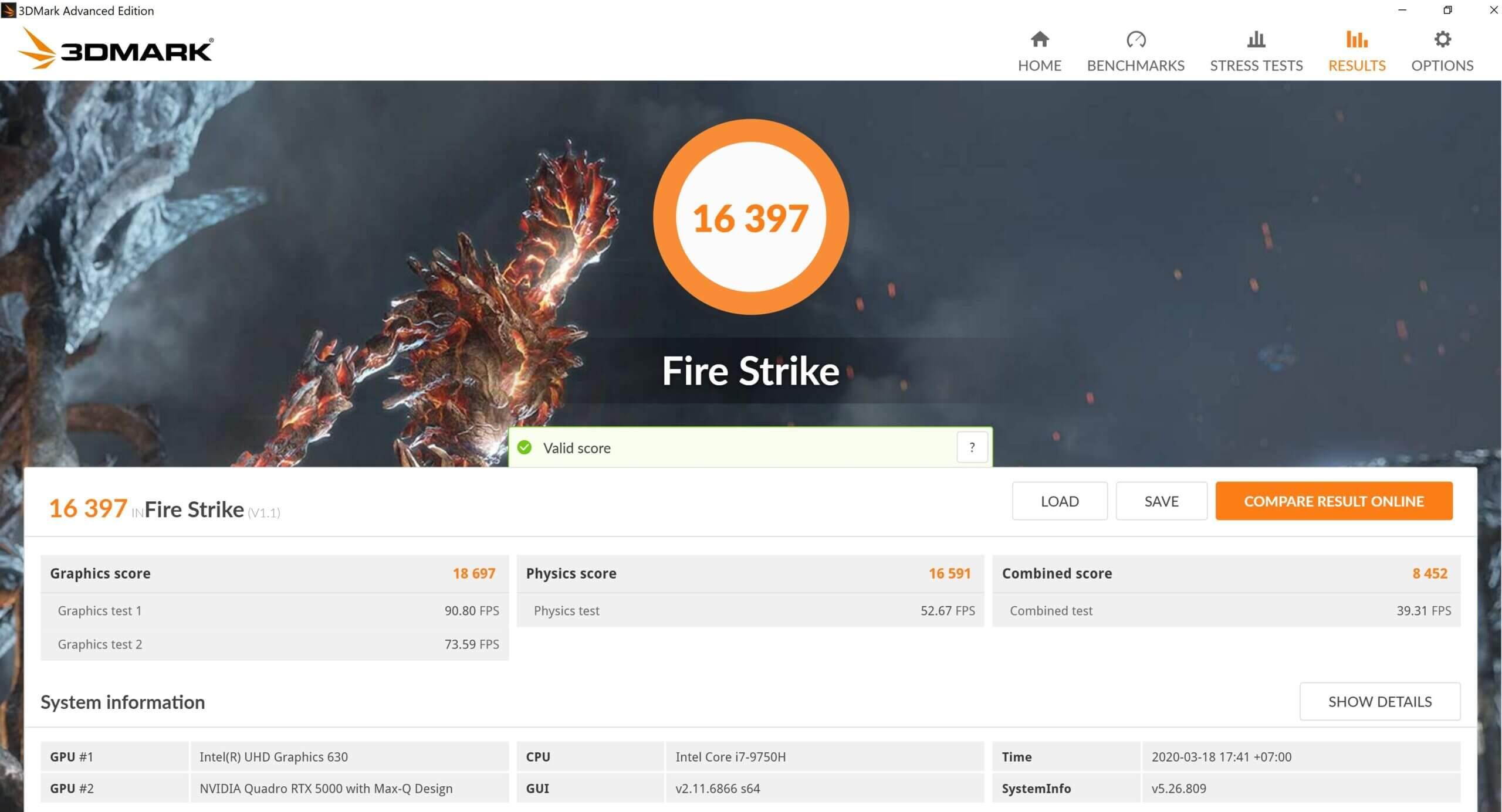Fire Strike scaled