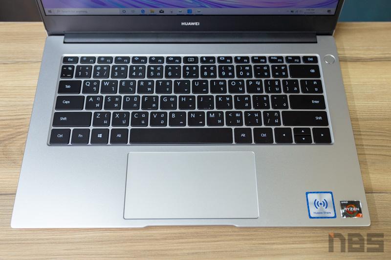 Huawei MateBook D14 R7 3700U Review 15