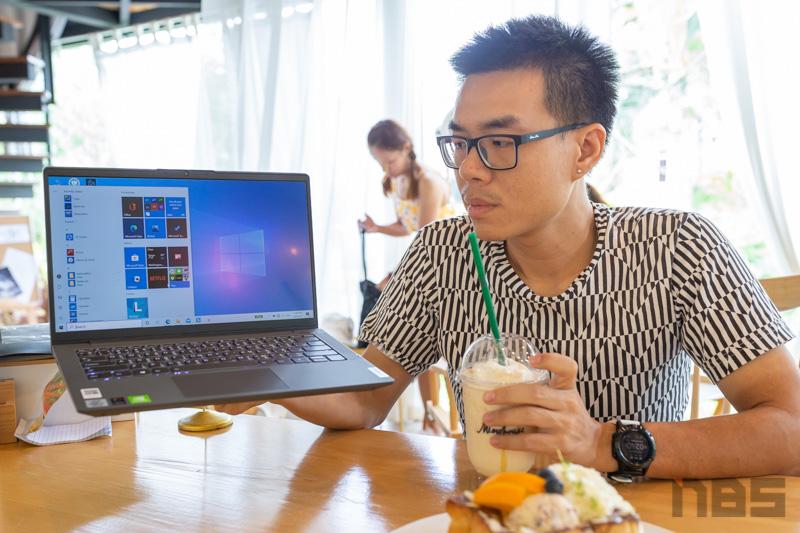 Lenovo IdeaPad Slim 5i Review 59