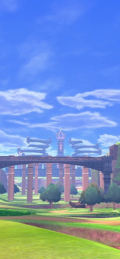 Pokemon Sword Nintendo iPhone wallpaper