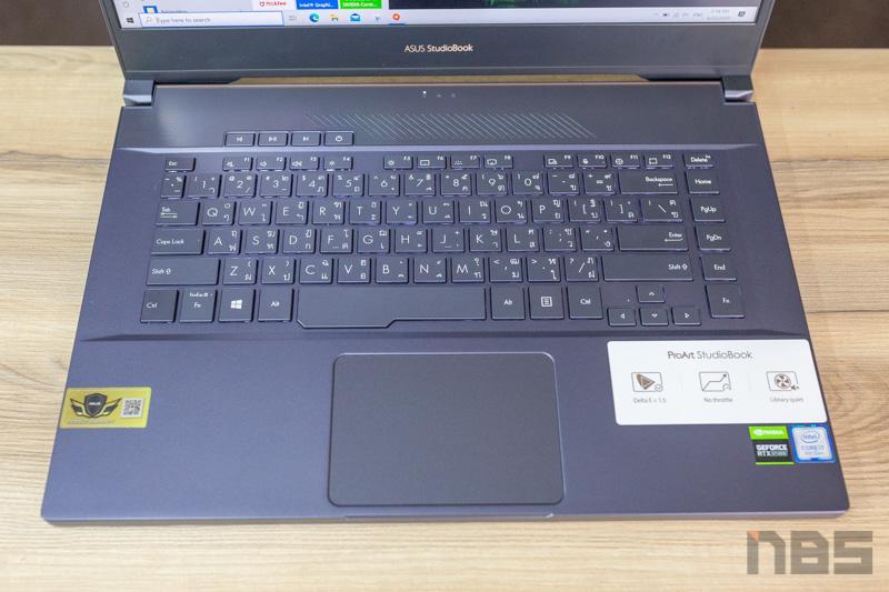 ProArt StudioBook Pro 15 Review23