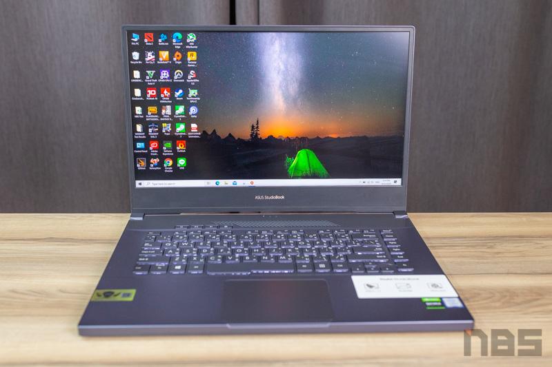 ProArt StudioBook Pro 15 Review9