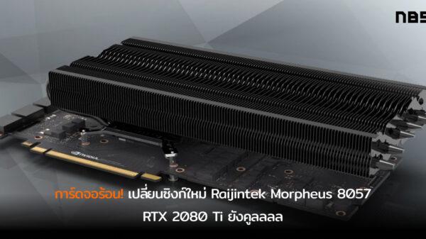 Raijintek Morpheus 8057 cov