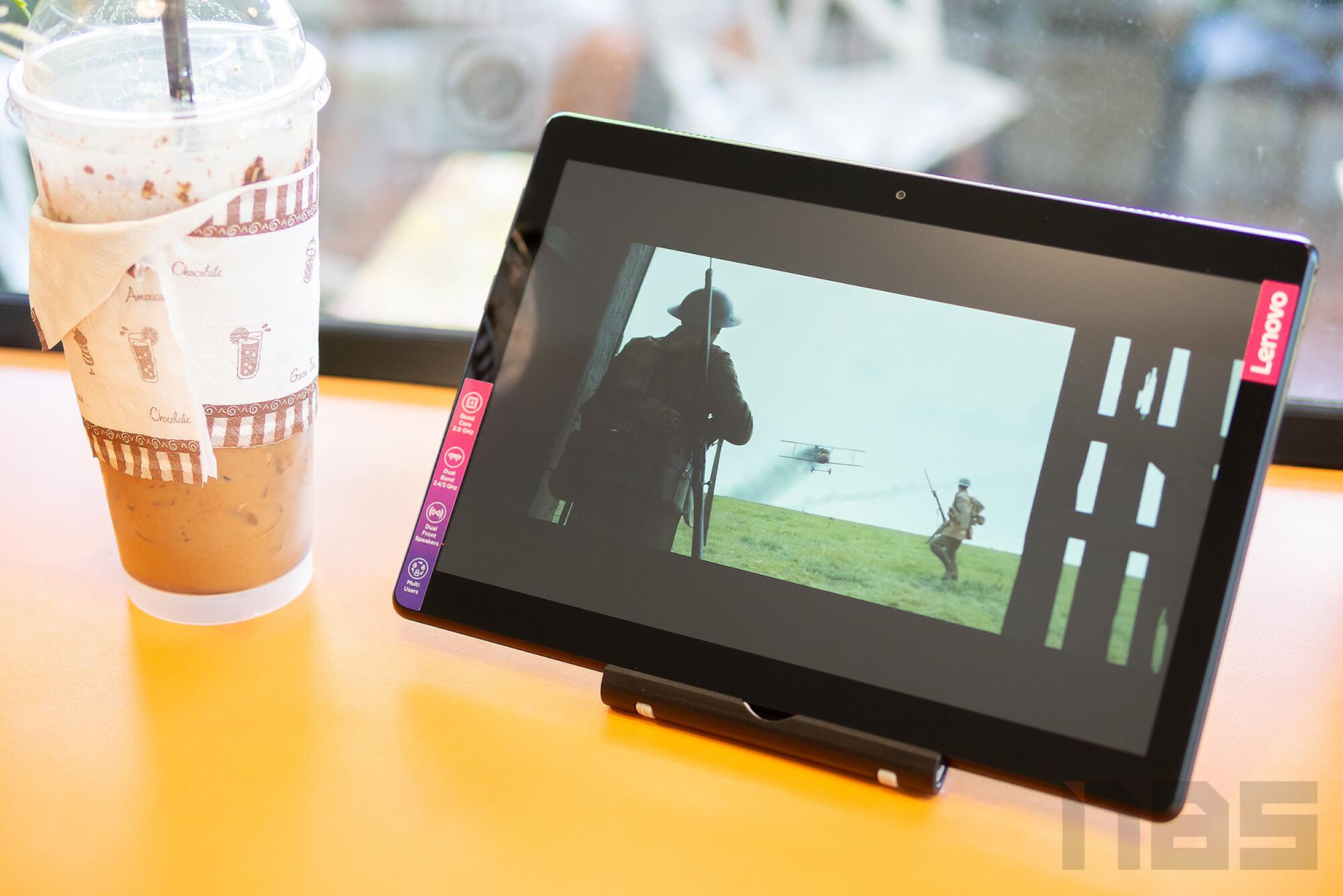 Review Lenovo Tab M10 HD NotebookSPEC 23