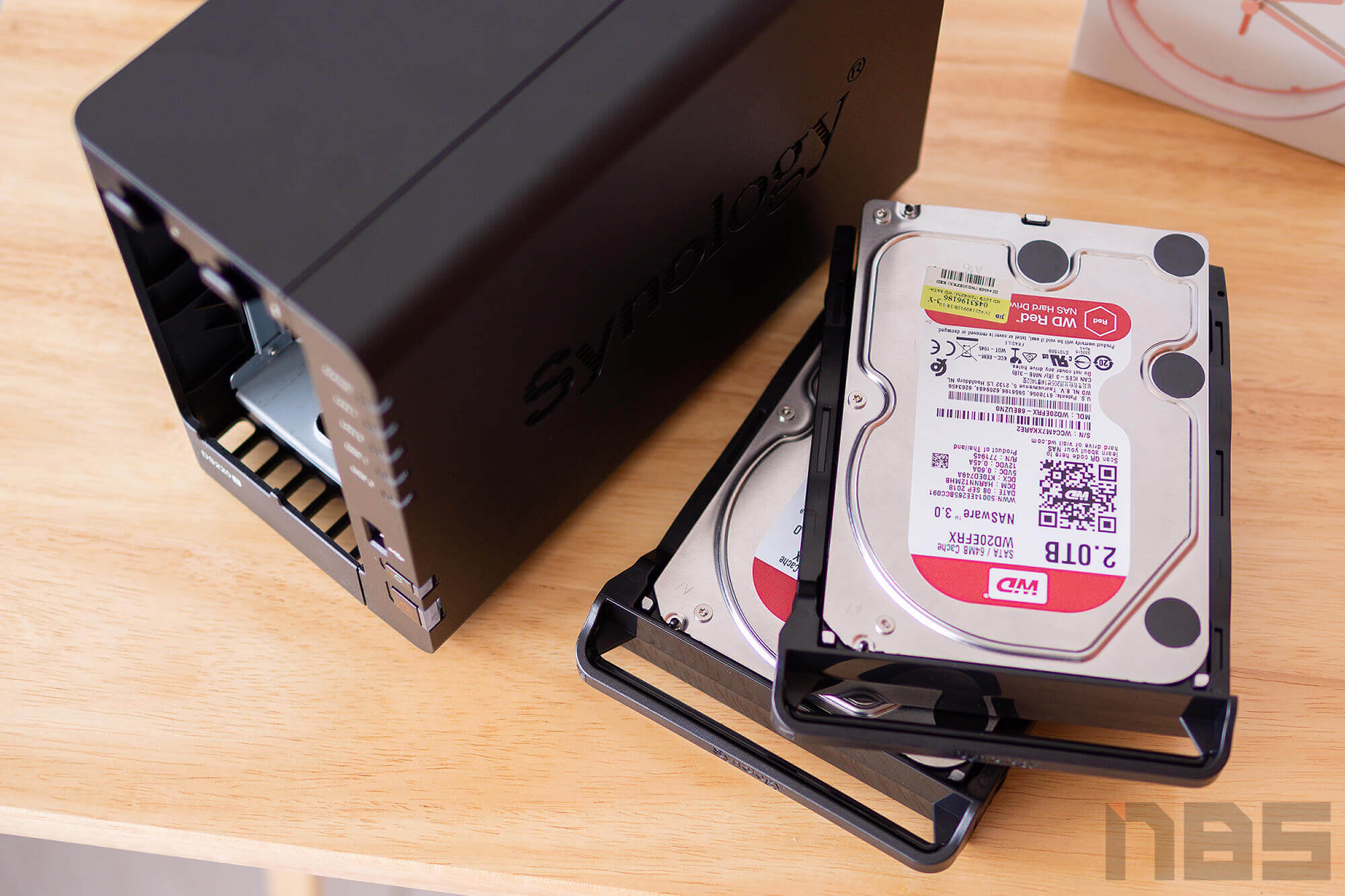Review Synology DS220 Plus NotebookSPEC 17