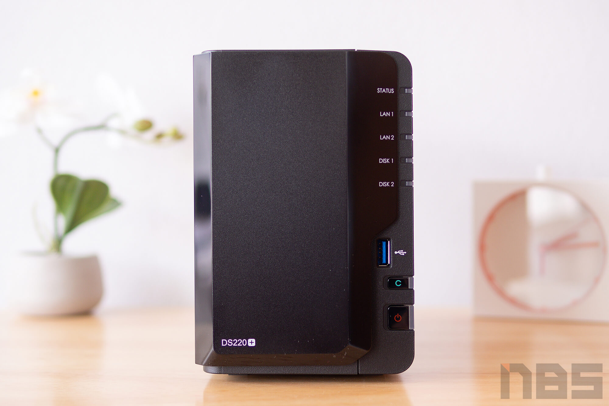 Review Synology DS220 Plus NotebookSPEC 7