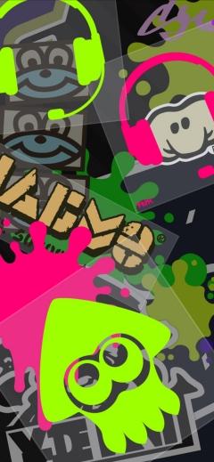 Splatoon 2 Nintendo iPhone wallpaper 1 1