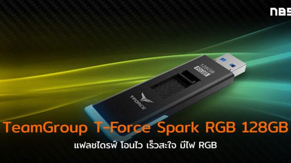 TeamGroup T Force Spark RGB 128GB cov1