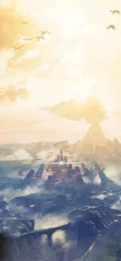 The Legend of Zelda Breath of the Wild 3 Nintendo iPhone wallpaper