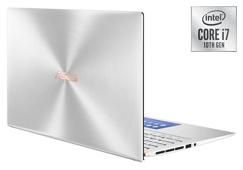 UX534 2 Icicle Silver i7