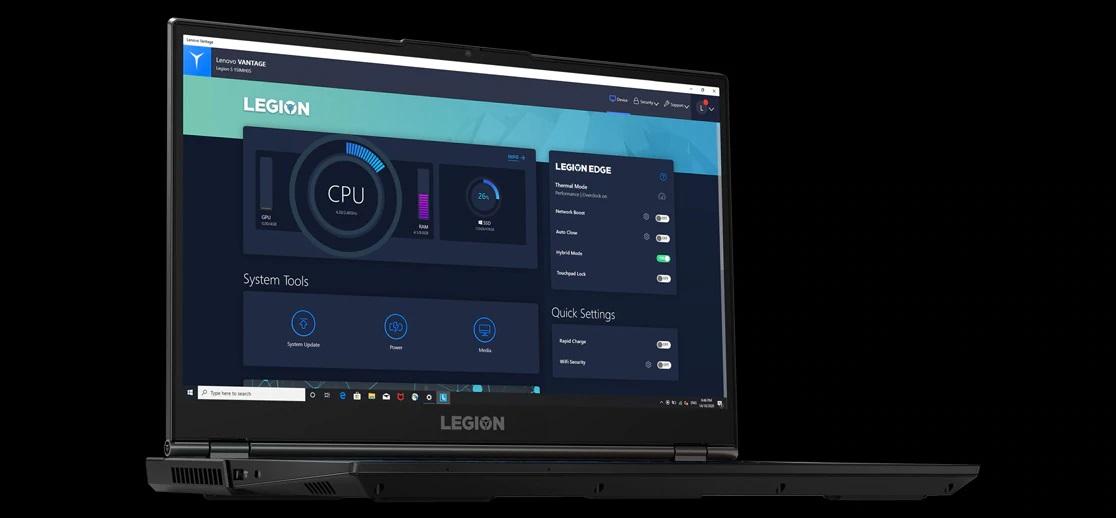 lenovo laptop legion 5 15 intel subseries feature 10