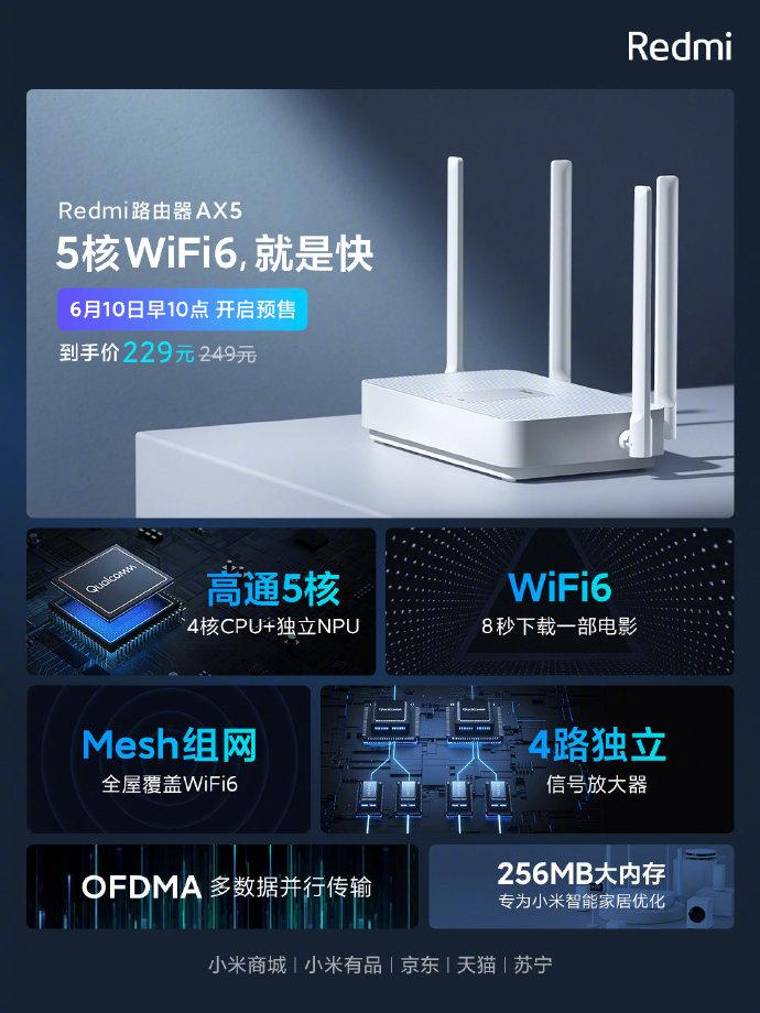 redmi router 3
