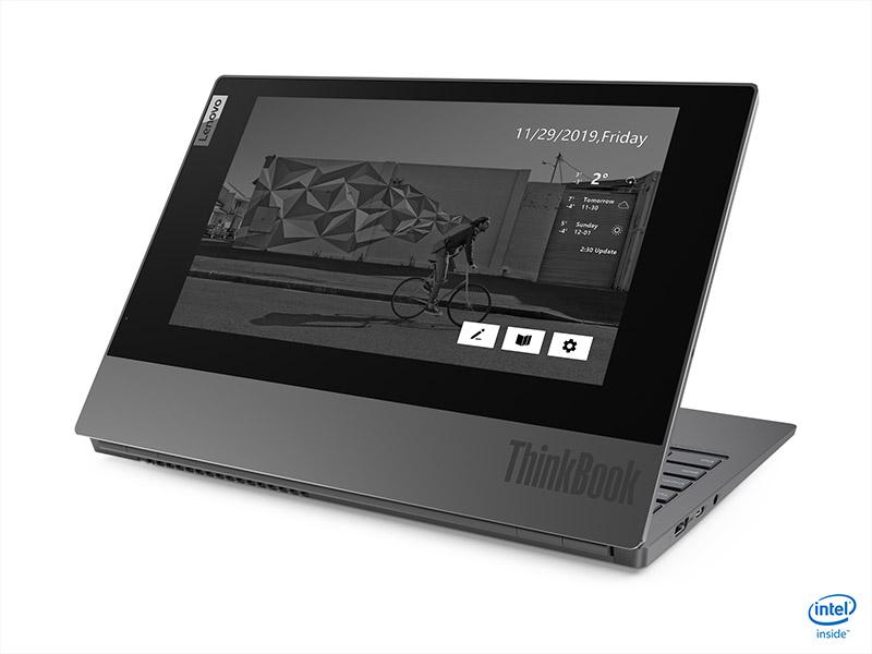 04 Thinkbook Plus Hero A Cover Screen Keyboard 1