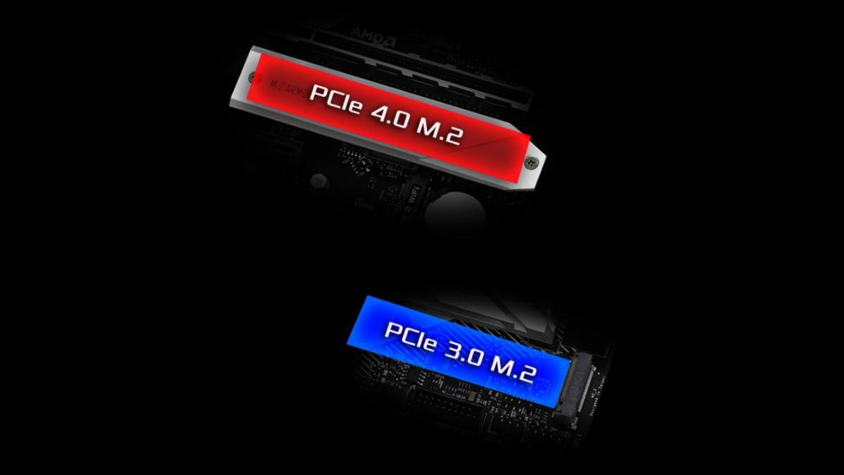 ASRock Dual M2 1