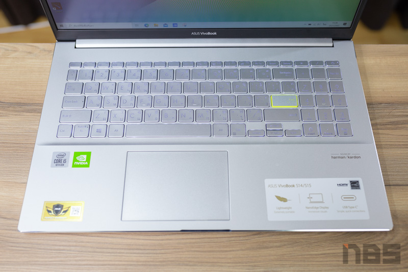 ASUS VivoBook S15 S533 i5 MX350 Review 11