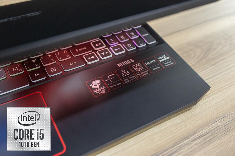 Acer Nitro 5 Core Gen 10H 13 p3