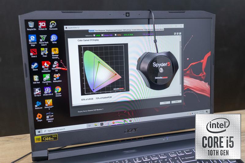 Acer Nitro 5 Core Gen 10H 53 p4