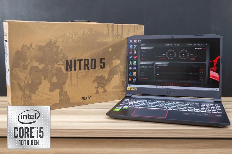 Acer Nitro 5 Core Gen 10H 58 p9