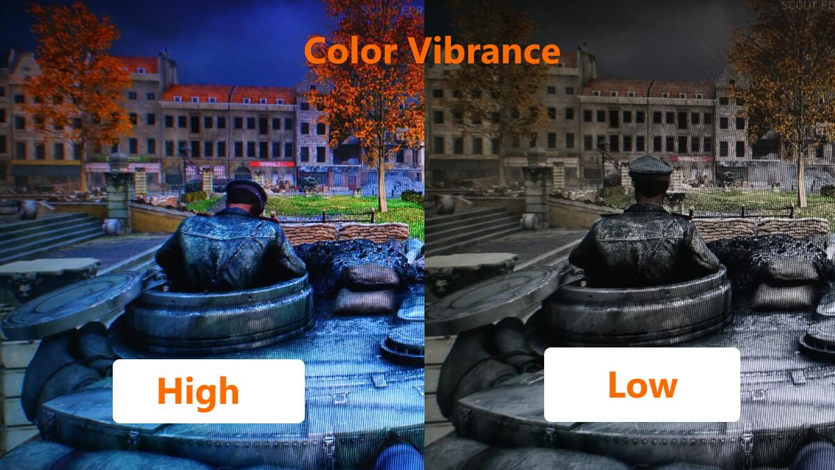 Color Vibrance