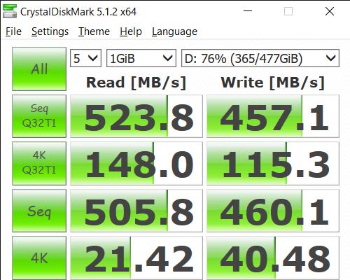CrystalDiskMark 5.1.2 x64 7 3 2020 3 28 52 PM