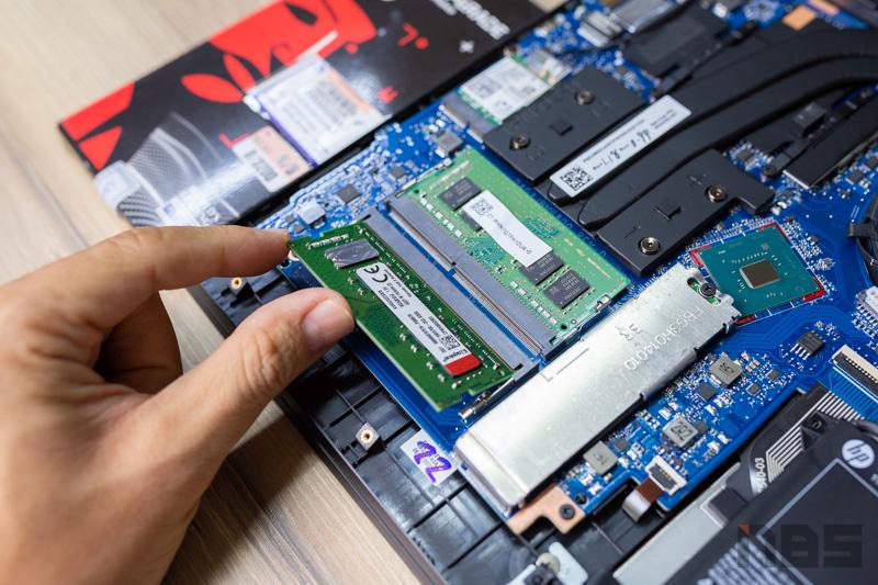 HP Pavilion Gaming 16 Up RAM 16GB 12