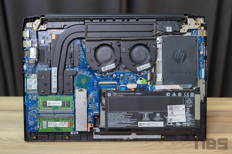 HP Pavilion Gaming 16 Up RAM 16GB 9
