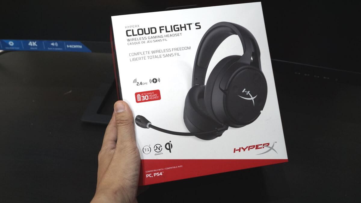 HyperX Cloud Flight S 12