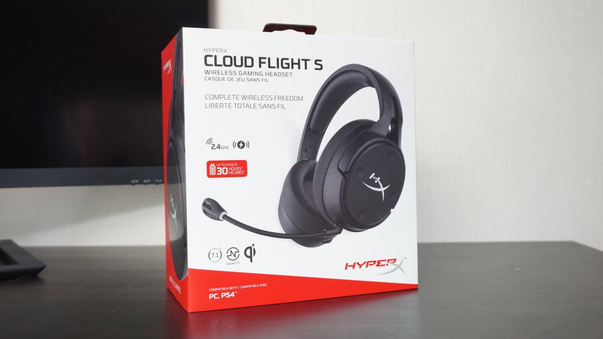 HyperX Cloud Flight S 6