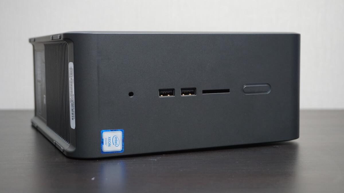 Intel NUC9QN 13