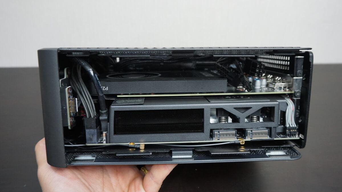 Intel NUC9QN 20