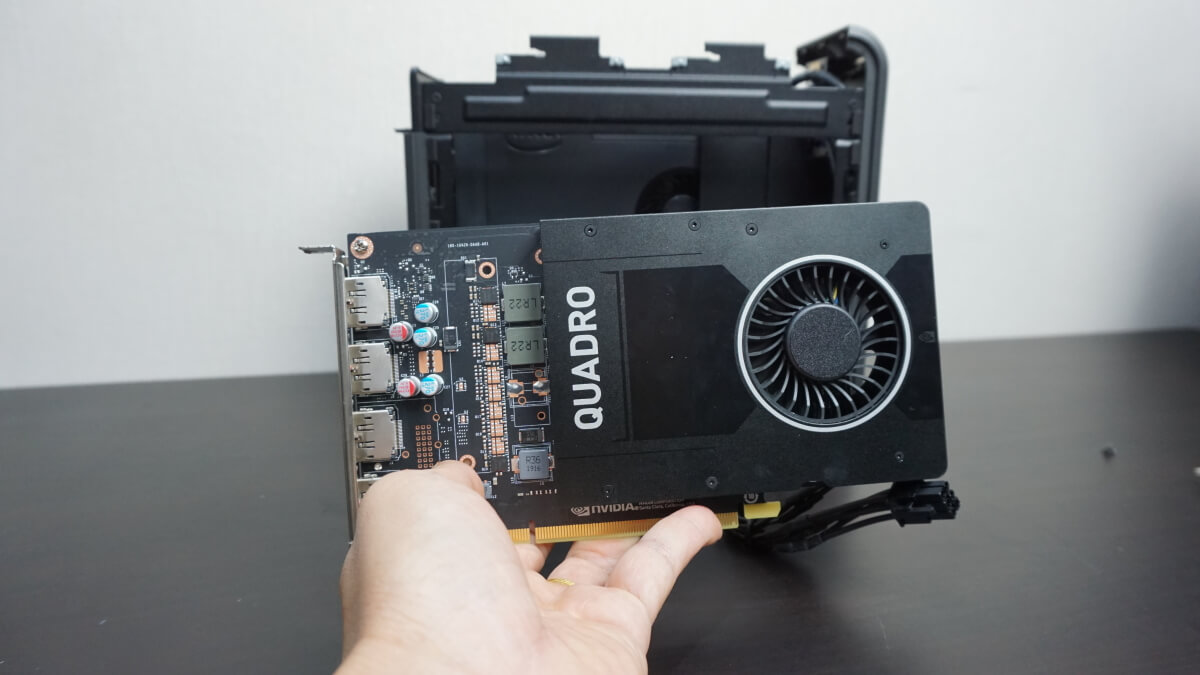 Intel NUC9QN 31