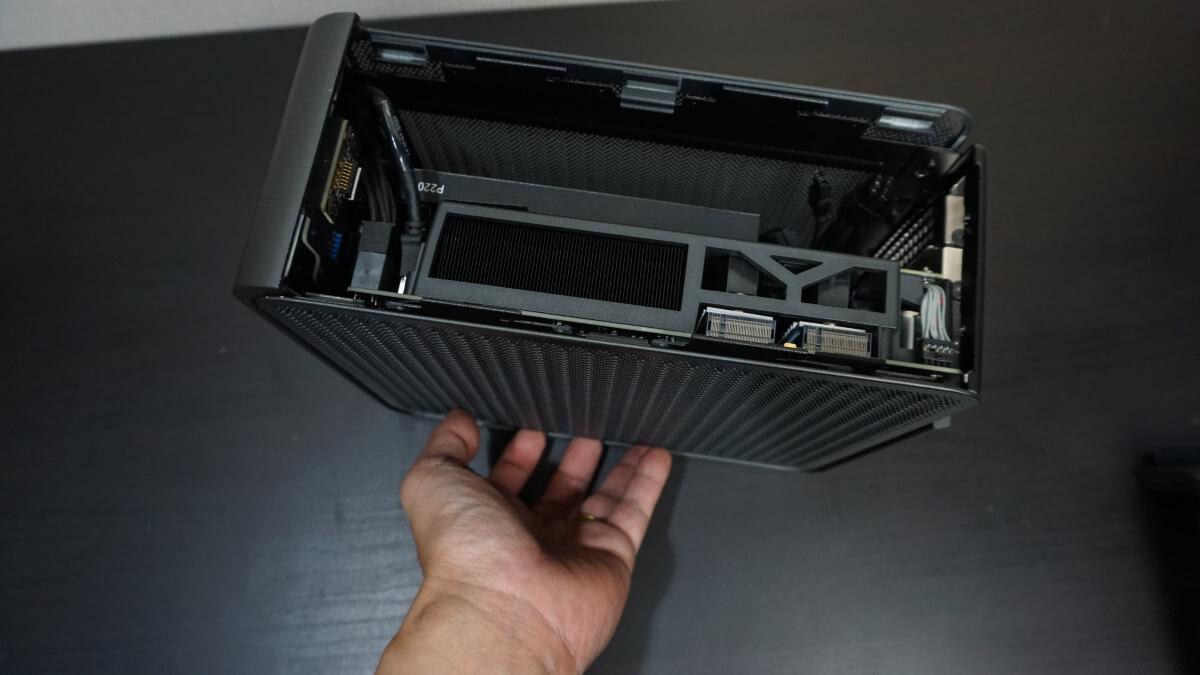 Intel NUC9QN 37