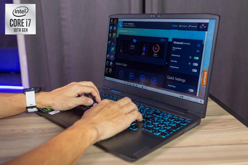 Lenovo IdeaPad Gaming 3i Intel 16 in