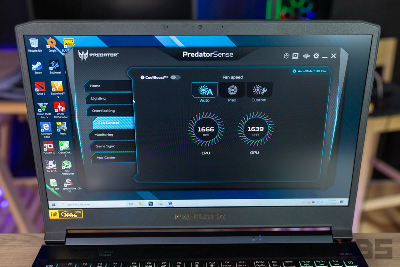 Predator Triton 300 2020 Review 4