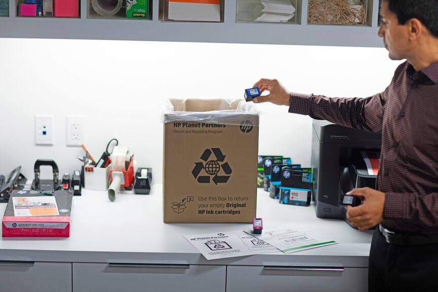 Social Image Cartidge Recycling