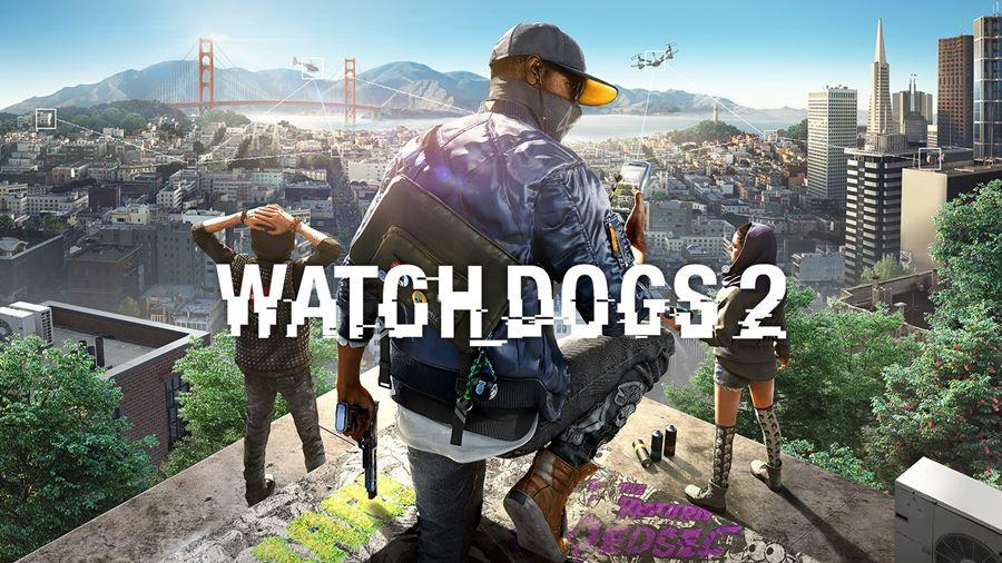 Watch Dog 2 PC แจกฟรี