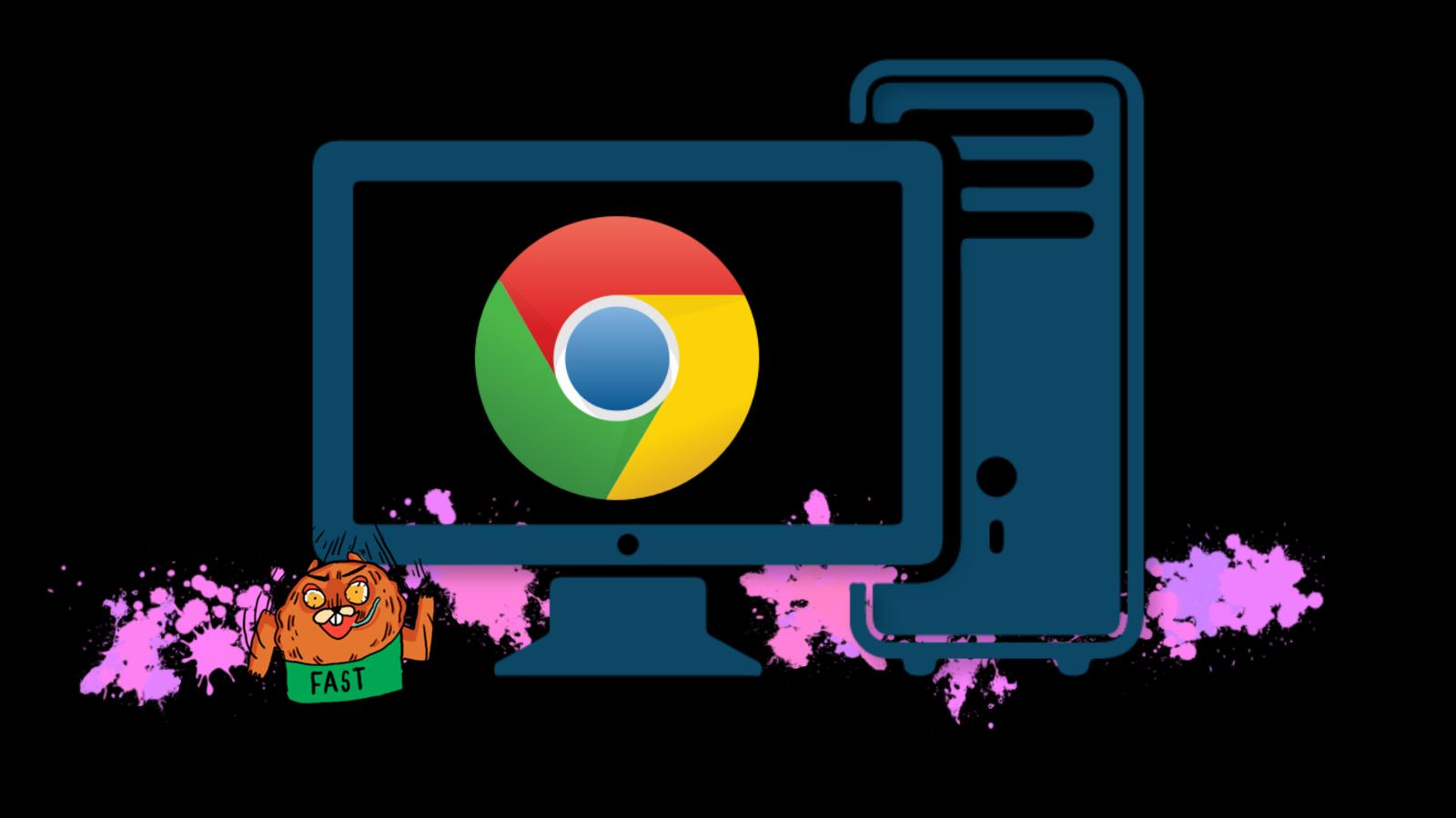 ปิดการทำงานเบื้องหลัง Google Chrome