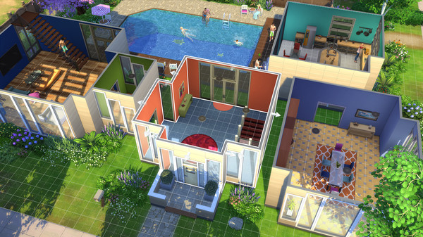 รวมสูตร The Sims 4