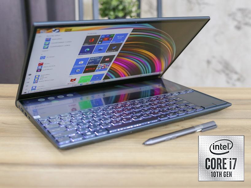 ASUS ZenBook Duo UX481 2020 i7