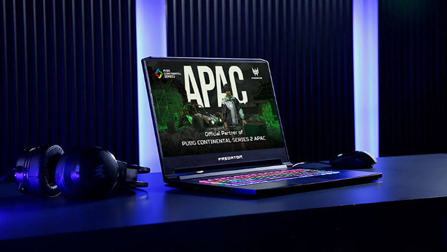 Acer Named as Official Sponsor for PUBG Continental Series 2 APAC 3