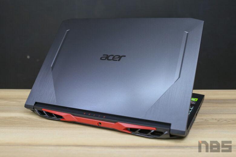 Acer Nitro 5 Ryzen 4000H Review 35